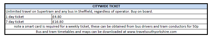 2018 tickets info