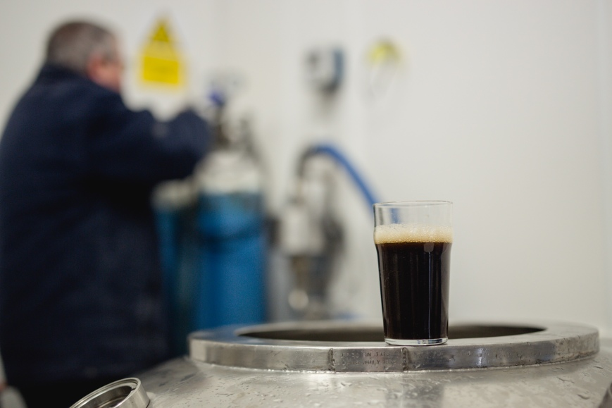 Kelham Island Brewery, Sheffield