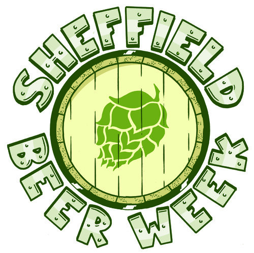 Sheffield Beer Week logo. [Permission granted by Jules Gray to share image]