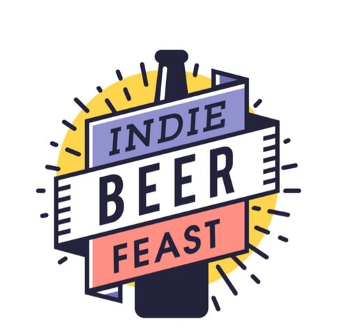 Indie Beer Feast logo. [Permission granted by Jules Gray to share image]